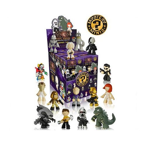 Science Fiction Series 2 Mystery Minis