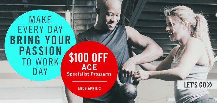 ACE | Certified Personal Trainer | ACE Personal Trainer