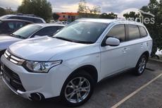 2014 Mitsubishi Outlander LS ZJ Auto 2WD MY14.5