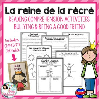 The activities in this product are perfect for the first few weeks of school…