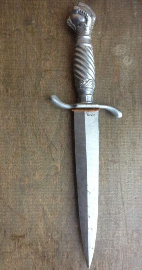 from Angelo dating hubertus knives