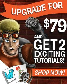 Toon Boom Studio 8 upgrade or buy - now with 2 FREE How To tutorials
