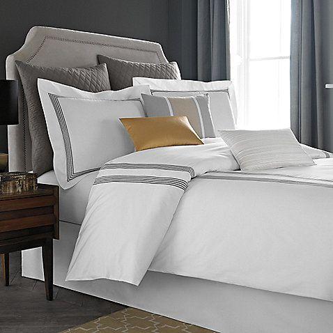 Wamsutta Bourbon Duvet Cover Bedroom Ideas Pinterest Master Bedrooms Duvet Covers And