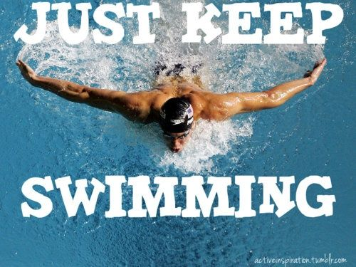 Swimming, swimming, swimming...: Keep Swim, Michael Phelps, Killers Workout, Findingnemo, Swimmers, My Life, Summer Sports, Swim Team, Outdoor Pools