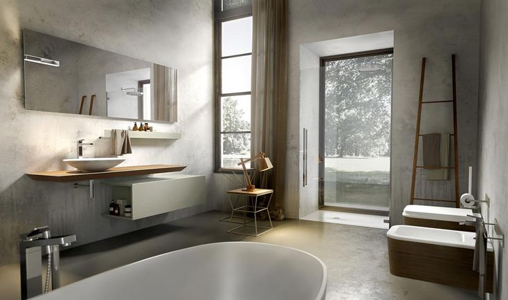 MAIA: New Bathroom Collection by Edone Design