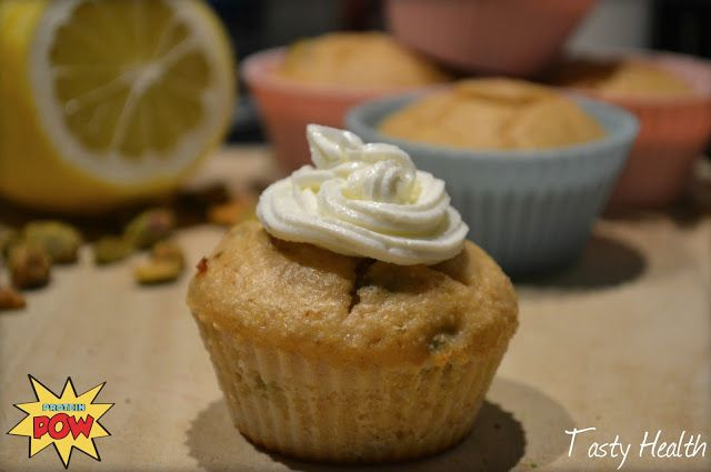 """Tasty Health: """"Nytt gästinlägg på Proteinpow: citron och pistage..."""
