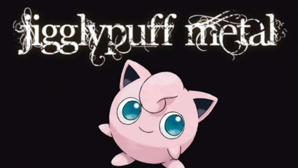 A Heavy Metal Version Of The Jigglypuff Song - Neatorama