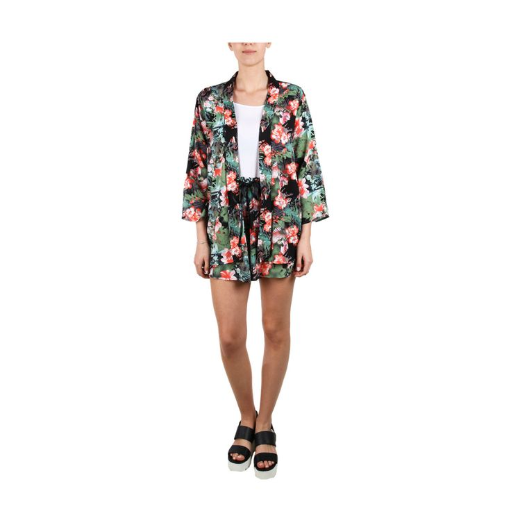Rock Angel - Blusenjacke - Kimono | FASHION5 #summer #look #combination #ootd #lookbook