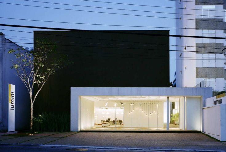 Tienda Lumini / Rocco, Vidal + arquitetos