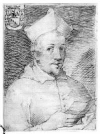 Cardinal Alfonso Petrucci (c. 1490-1517)  Put to death for a conspiracy to murder Pope Leo X.