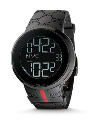 Gucci GMT Digital Watch