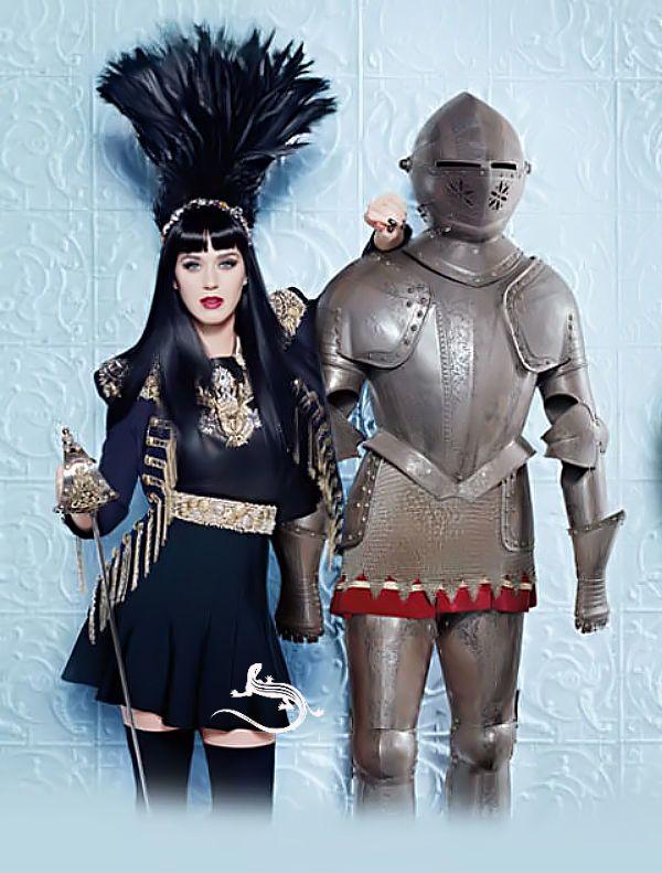 Katy Perry Killer Queen Royal Revolution (2014) {New Fragrance} {Celebrity Perfume}