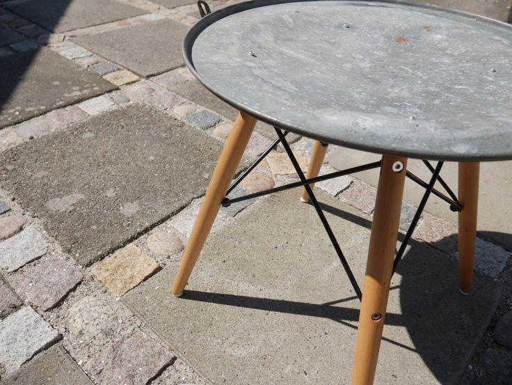 Diy bord, industrielt design, Trash Table