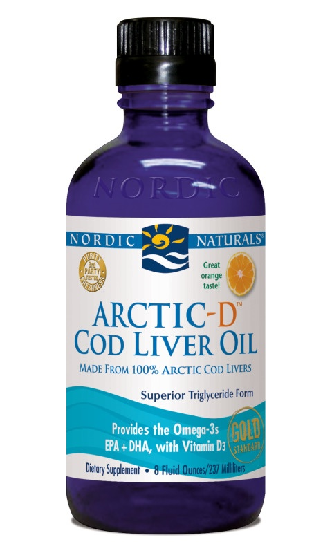 Nordic naturals artic cod liver oil great source of omega for Fish oil for autism