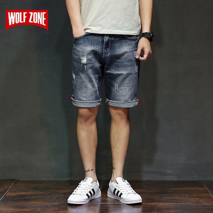 Hot Sale Shorts Men Short Mens Brand Clothing Homme Bermuda Masculina Boardshorts Casual Regular Cotton Knee Length #Affiliate