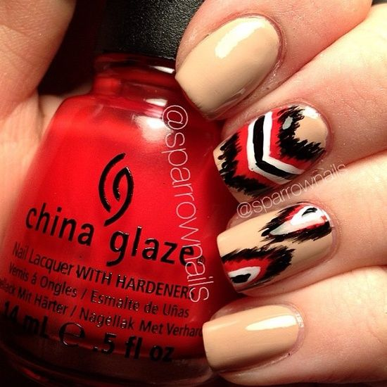 Image detail for -Health & Beauty]- Tutorial: iKat Nails By Nai1Chronic1es | My Urban ...