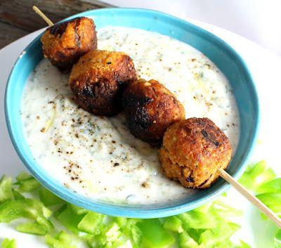 Veganmisjonen: Tzatziki av soyayoghurt