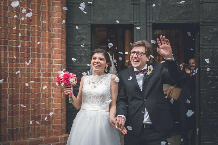 Reportaż ślubny – Magda & Daniel