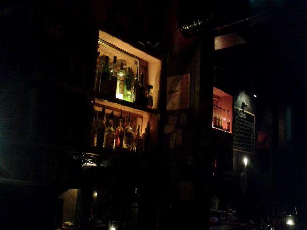 Insider tipp: 8 MM, underground rock bar, Prenzlauer Berg