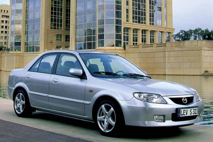 200's Mazda 323 Protege