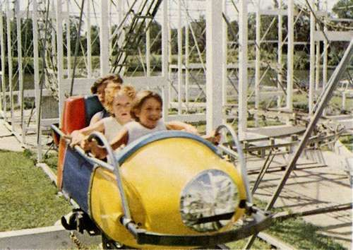 Riverview Park Des Moines Ride Photos III – OMG I remember going there!Candace Wilson