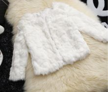 off -white lady winter fur clothes, fake fur coat Best Buy follow this link http://shopingayo.space