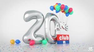 Club RTL 20 years - Eternitease on Vimeo