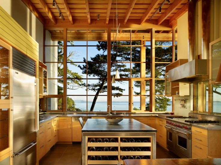 121 best Kool Kitchens images on Pinterest Modern kitchens