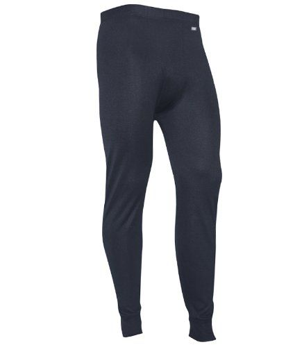 Sub Sports COLD Men's Thermal Compression Base Layer Leggings / Tights - Grey - L
