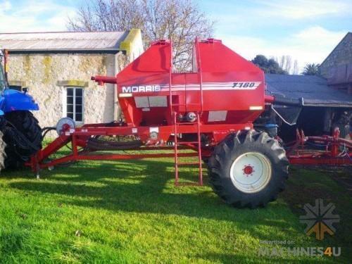 MORRIS AIRSEEDER - http://www.machines4u.com.au/browse/Farm-Machinery/Planting-Seeding-Tillage-194/Airseeder-1082/