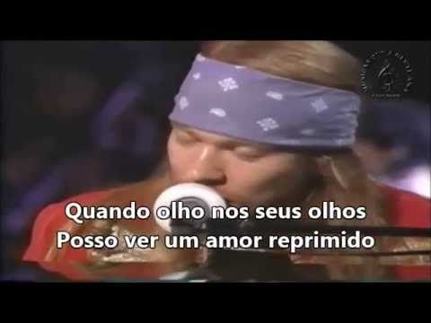 Guns N' Roses & Elton John - November Rain (Legendado) - YouTube