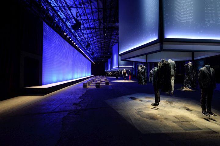 Z Zegna Pitti Uomo » Retail Design Blog