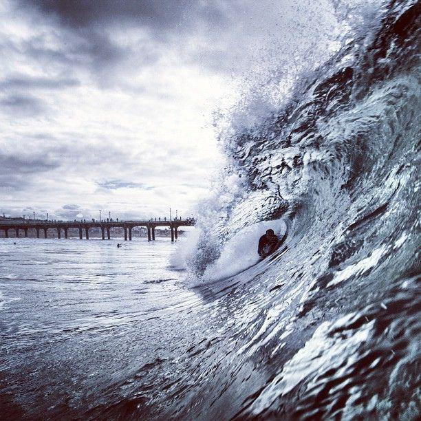 Trust me, the dude in the #pit is indeed PMK. #handplane @enjoyhandplanes #waves   Flickr - Photo Sharing!