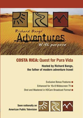 Richard Bangs' Adventures with Purpose: Pearl River Delta - Hong Kong, Macau & Guangdong [DVD]