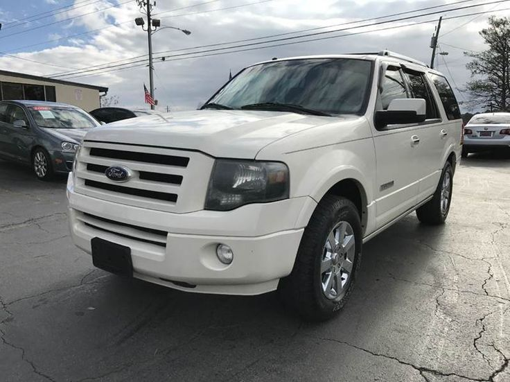 2008 Ford Expedition 4x2 Limited 4dr SUV **FOR SALE** By King Motor Brokers LLC - 747 Concord Rd. SE Smyrna, GA