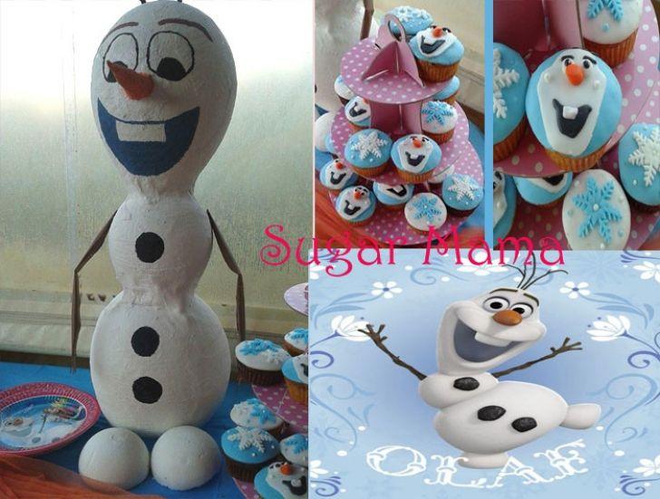 Όταν ο Olaf γίνετε η «ψυχή» του πάρτι!!