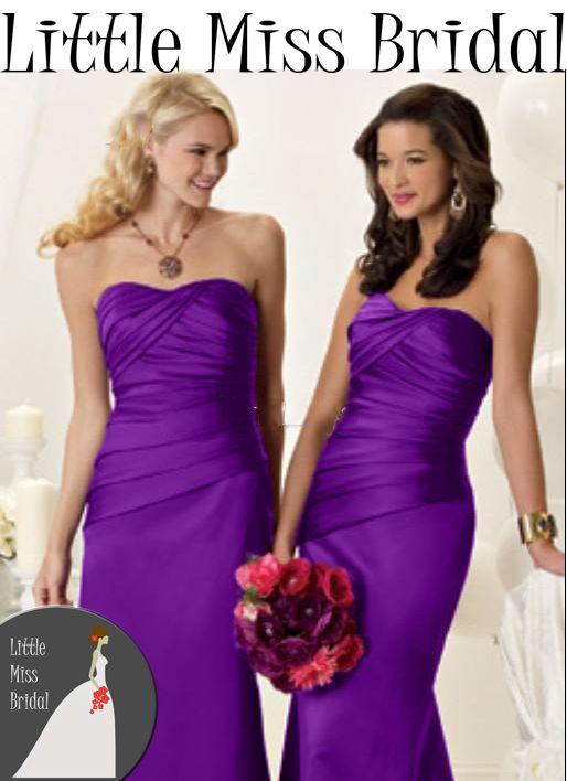 Cool Amazing Cadbury Purple Bridesmaid Dress Dresses Evening Ball Party Prom Formal Wedding  2017/2018 Check more at http://myshop.gq/fashion/amazing-cadbury-purple-bridesmaid-dress-dresses-evening-ball-party-prom-formal-wedding-20172018/