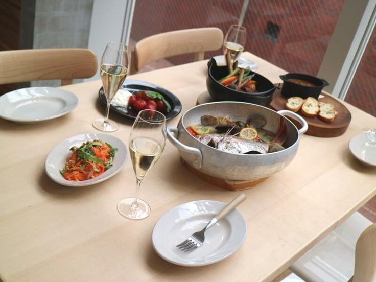 スープとお酒をゆっくり楽しむ自由が丘also Soup Stock Tokyoへ