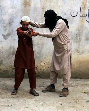 How the Islamic state is recruiting and training children