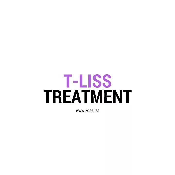 T-LISS (para profesionales de #peluquería #peluqueros #peluqueras #estilistas)  Paso a paso  1.- LAVAR EL CABELLO CON T-LISS CHAMPÚ PURIFICANTE Champú pH alcalino para lavar antes de realizar el tratamiento. Limpia en profundidad y abre la cutícula.  2.- SECAR EL CABELLO HASTA 90-100% DICHO SECADO SE DEBE REALIZAR EXPLÍCITAMENTE Sólo con aire sin pasar cepillo.  3.- APLICAR T-LISS TRATAMIENTO ACTIVO Añadir 60-100ml en función del largo y cantidad del cabello (evitar excesos). Aplicar con…