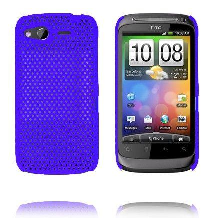 Atomic (Blå) HTC Desire S Deksel