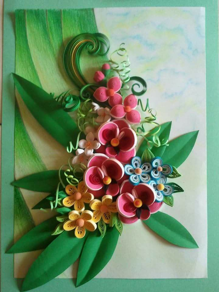 428 Best Quilling Images On Pinterest