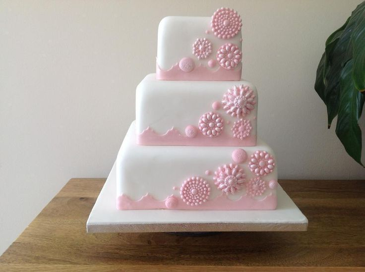 Pretty In Pink By Kims Cakes On Craftsy Cakes