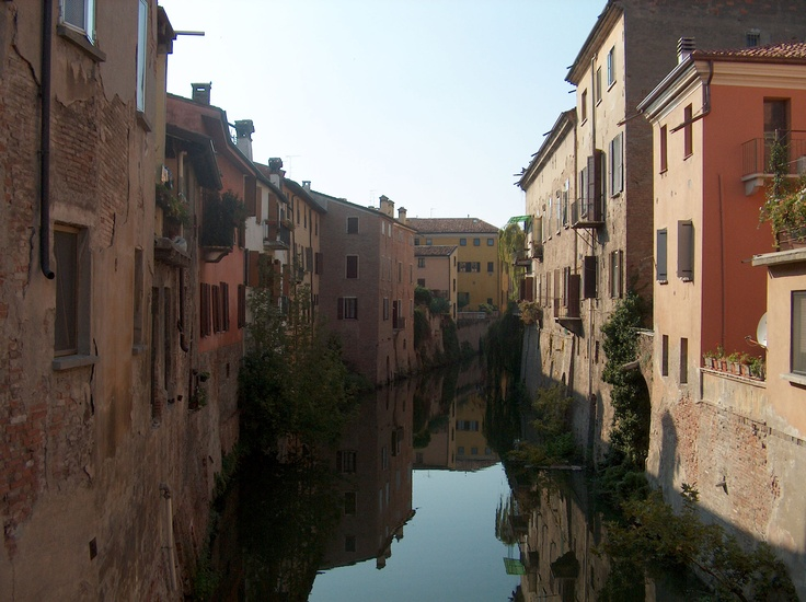Mantua, Italy - This is where Romeo was sent to after he was banished by the Prince for fighting in the streets