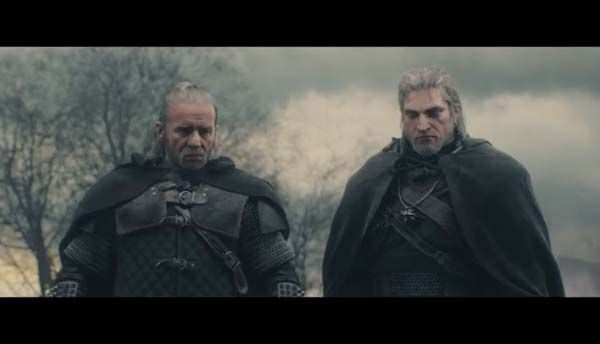 The Witcher 3: Wild Hunt The Trail Opening Cinematic Game Trailer