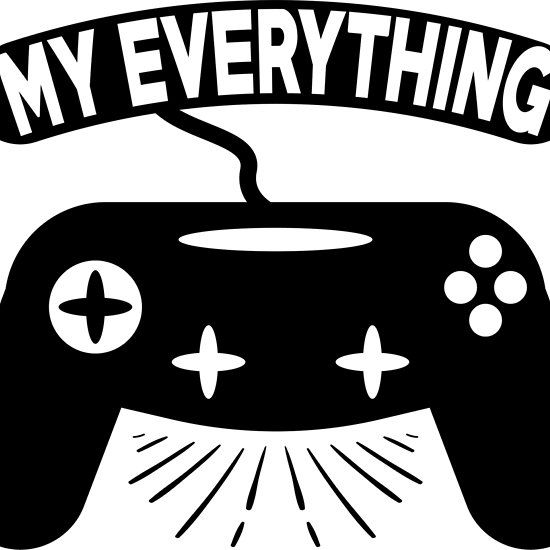 #My #everything #gamer #gaming #controller #ps #pc #design #tshirt #redbubble