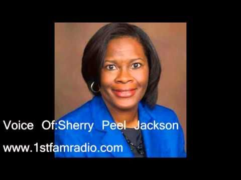 Sherry Peel Jackson speaks on Being put in Federal  Prison for Misdemean...