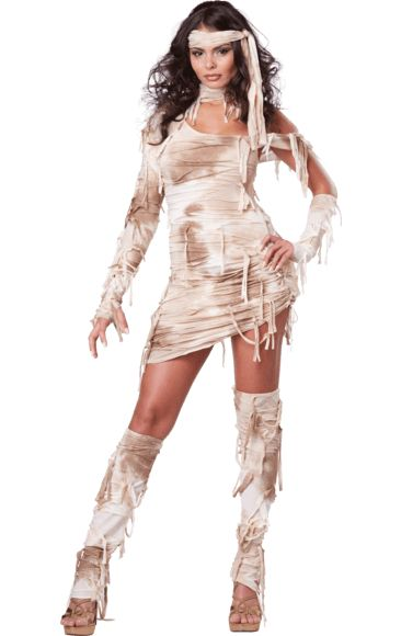 mystical mummy costume - Mystical Halloween Costumes