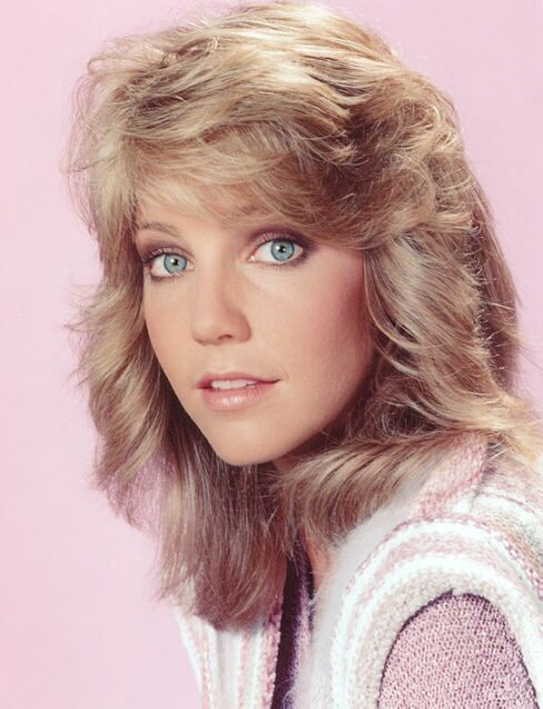 20 best z 80s hair images on pinterest 80s hair heather feathered hair heather locklear wore my hair just like this all through high school urmus Images