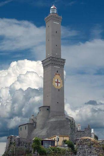 """Faro di Genova """"La Lanterna"""" Italy.Franca Google+"""